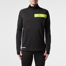 Loopshirt lange mouwen heren Run Warm+ - 997796