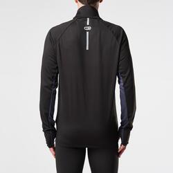 Loopshirt lange mouwen heren Run Warm+ - 997799