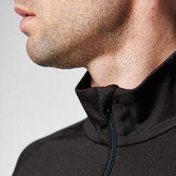 Loopshirt lange mouwen heren Run Warm+ - 997800