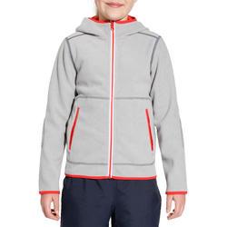 Keerbare fleece zeilsport kinderen 500 - 997810