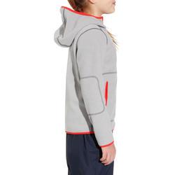 Keerbare fleece zeilsport kinderen 500 - 997818