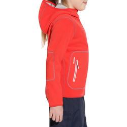 Keerbare fleece zeilsport kinderen 500 - 997822