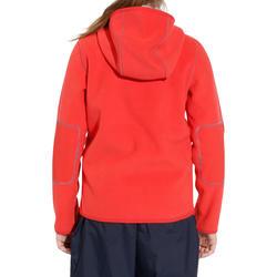 Keerbare fleece zeilsport kinderen 500 - 997937