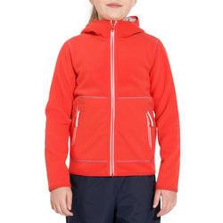 Keerbare fleece zeilsport kinderen 500 - 998005