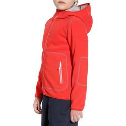 Keerbare fleece zeilsport kinderen 500 - 998090