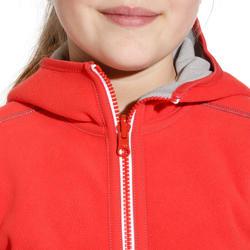 Keerbare fleece zeilsport kinderen 500 - 998133