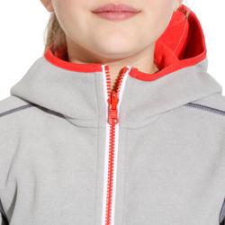 Keerbare fleece zeilsport kinderen 500 - 998170