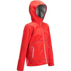 Keerbare fleece zeilsport kinderen 500 - 998213