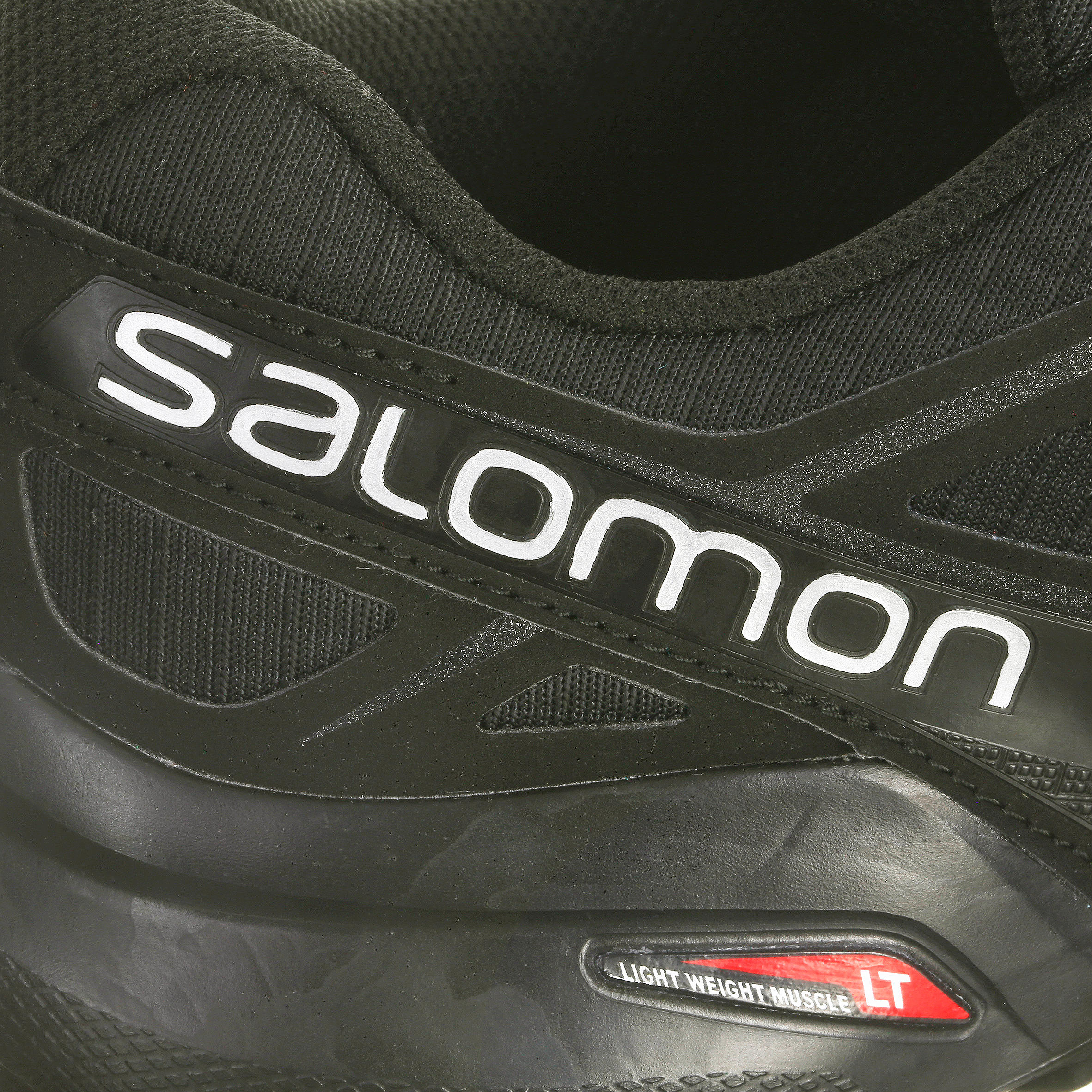 Trail Noir Running Homme Salomon Chaussure Speedcross 4 wO0nPk8