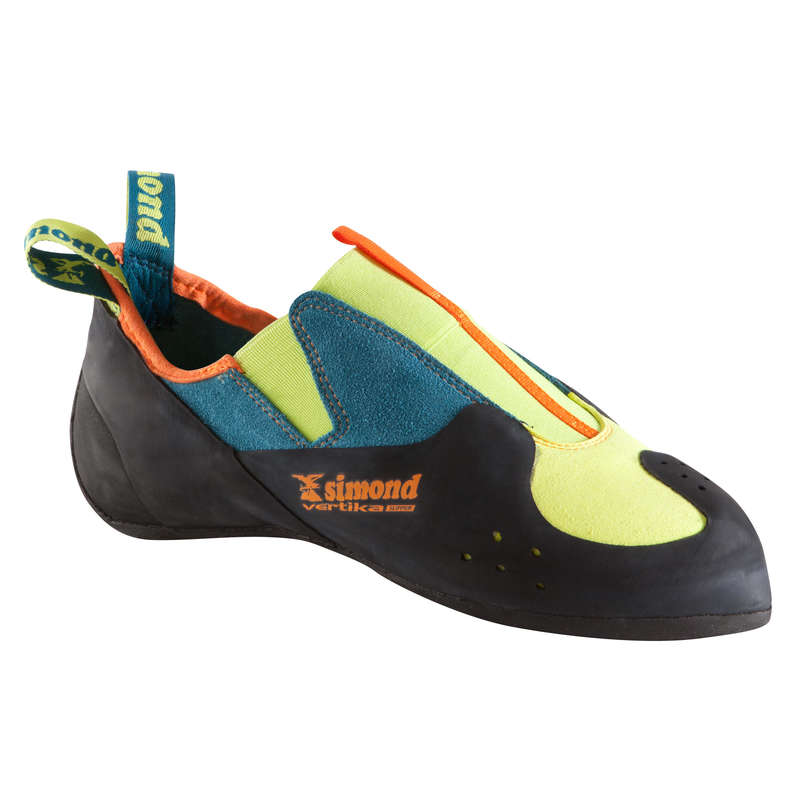 CLIMBING SHOES & SLIPPERS Climbing - Vertika Slip-on Climbing Shoe SIMOND - Climbing