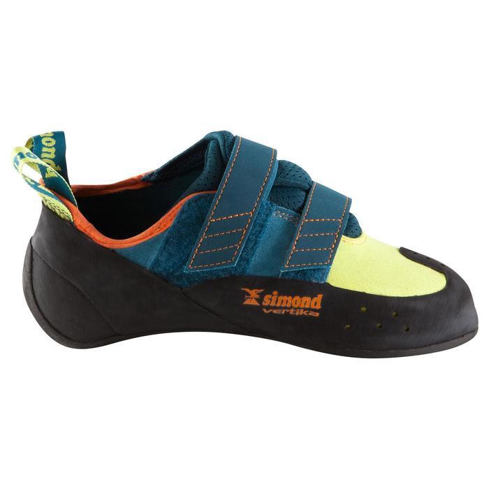 Klimschoenen met klittenband Vertika