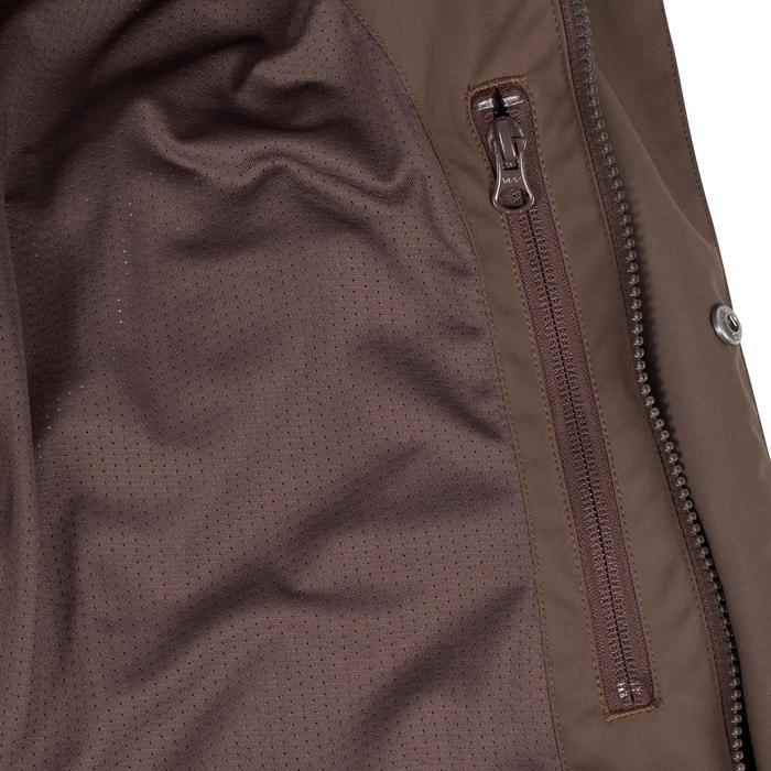 Veste chasse imperméable Renfort 900 marron - 999361