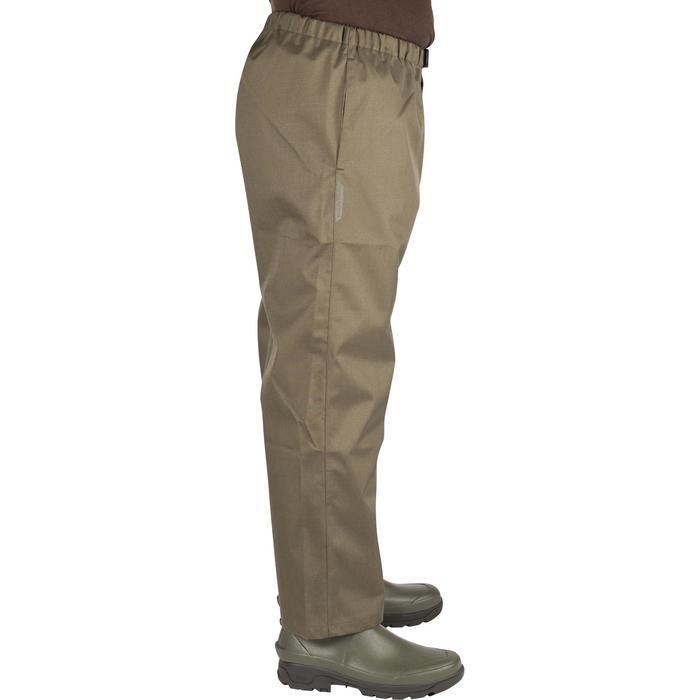 Cuissard chasse renfort 100 vert - 999425