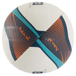 Balón de rugby Full H 700 talla 5 turquesa naranja