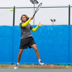 Sportshirt racketsporten Essential 100 thermic heren - 999626