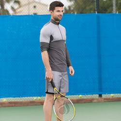 Top Thermic rits heren gemêleerd tennis/badminton/tafeltennis/padel/squash - 999662