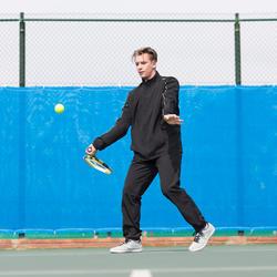 Trainingsbroek racketsporten Essential 100 heren zwart - 999697