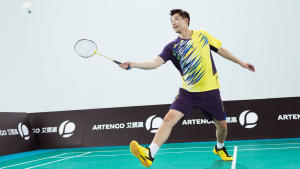 benefícios badminton