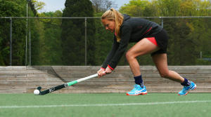 The Hockey Stick Bow: What Does it Mean? | Decathlon