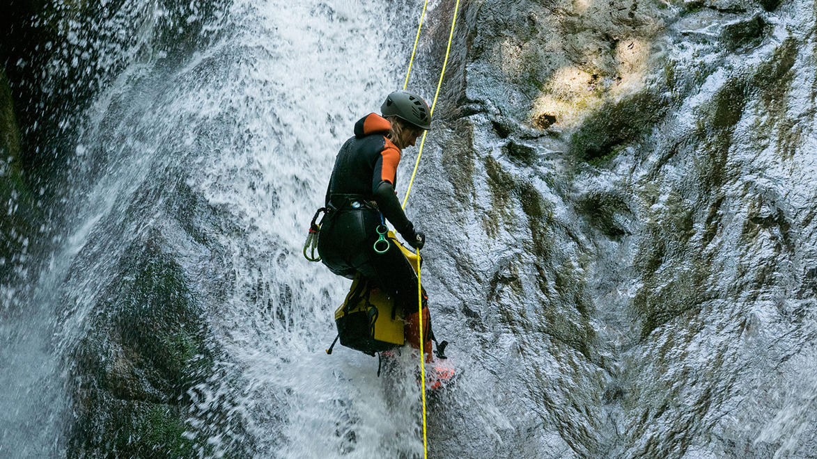 Canyoning producten