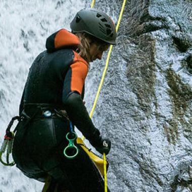 Canyoning tips