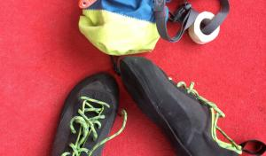 Beginners Rock Climbing Shoe