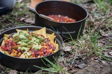 I nostri consigli per cucinare in campeggio decathlon for Cucinare jalapenos