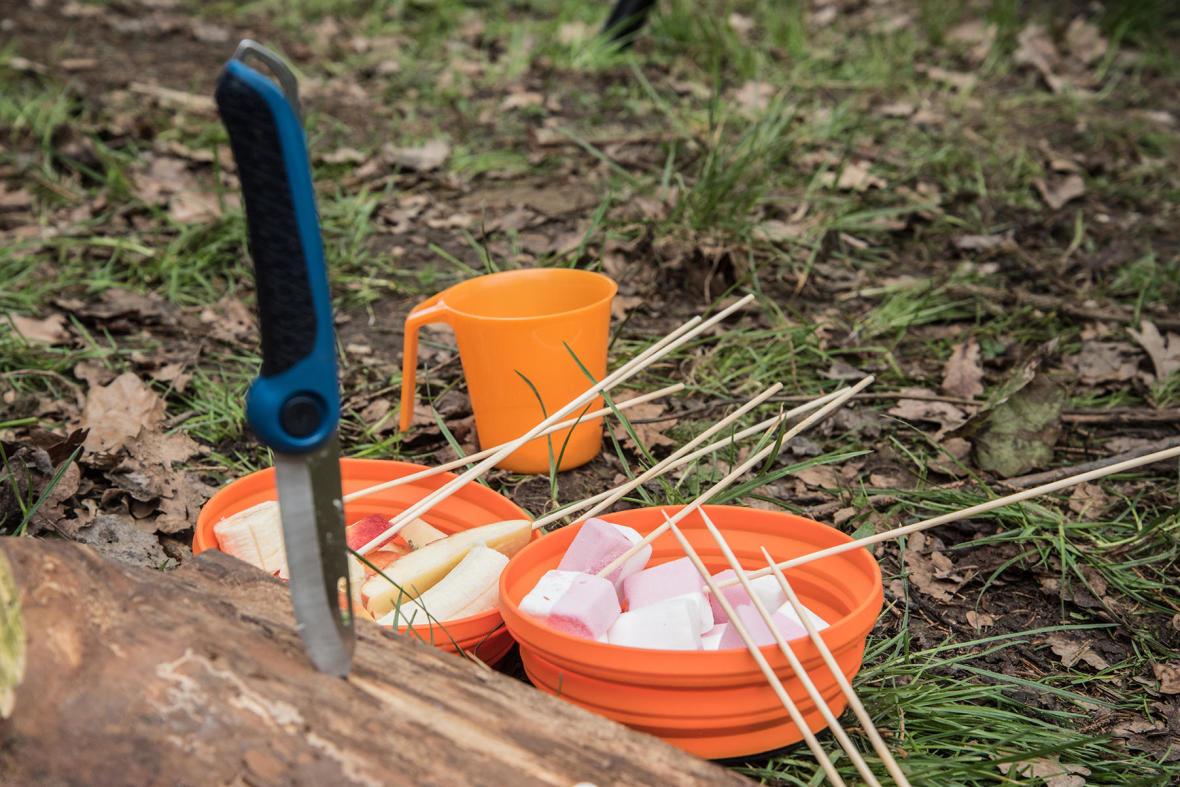 I nostri consigli per cucinare in campeggio