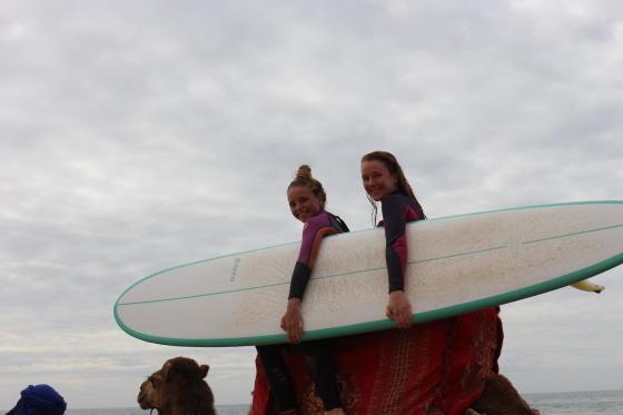 partir en surf trip en famille au maroc
