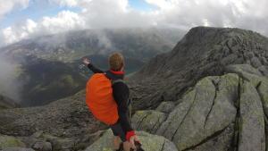 Noorse bergen
