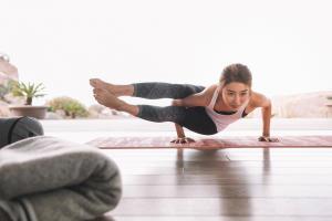 le iyengar yoga