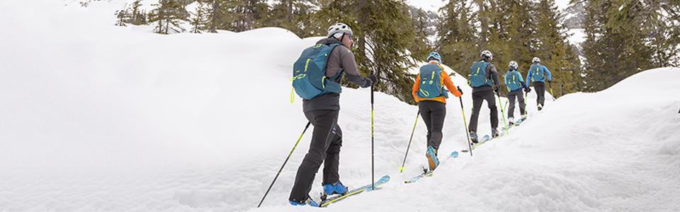 Comment utiliser ses fixations de ski de randonnée avec les conseils de wed'ze