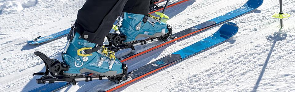 Comment installer un leash sur ses fixations de ski de randonnée