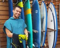 comment bien ranger son matériel après la session de surf