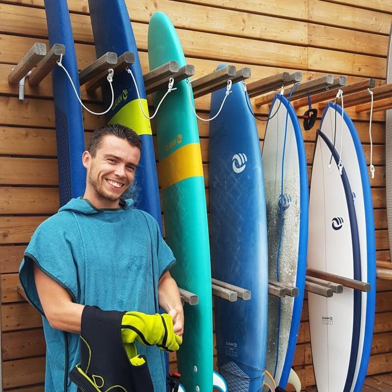 Comment bien ranger son matériel après la session de surf ?