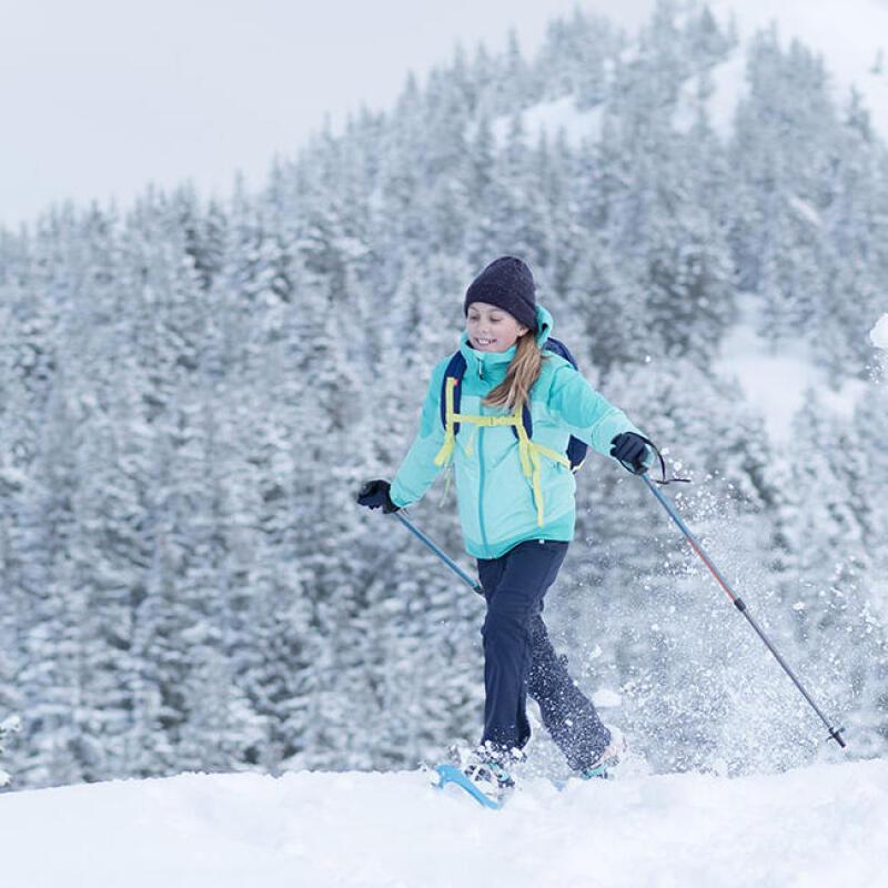 Découvrir tous les bienfaits de la randonnée neige