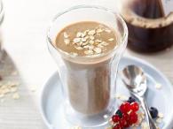 milkshake au cafe