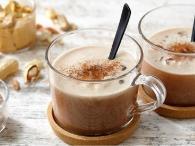 milkshake protéiné choco cacahuetes