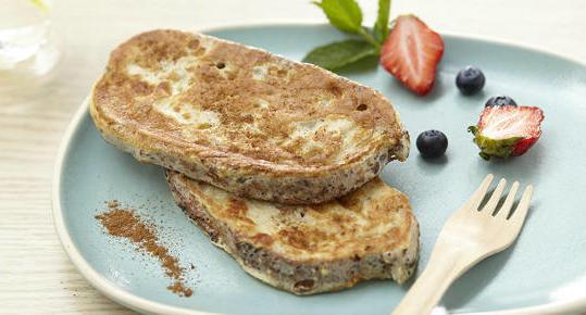 pain perdu proteine