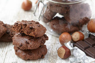 protein-rich cookies
