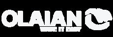 Olain Logo blanc