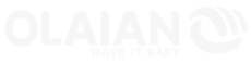 Olaian Logo Blanc