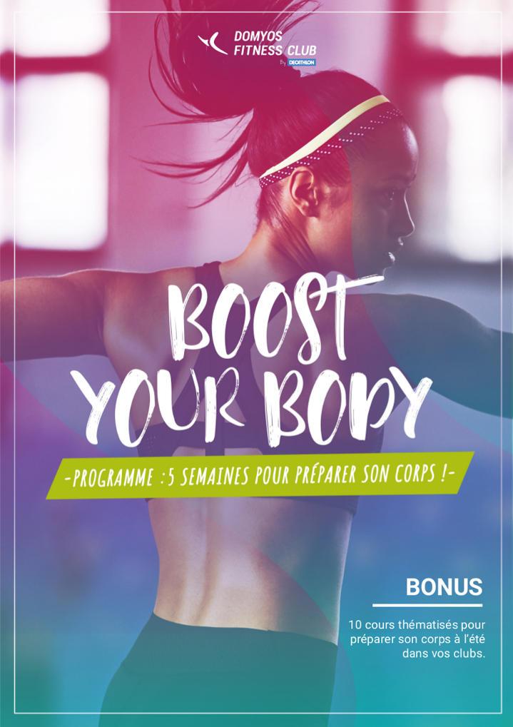 programme fitness club