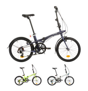 складной велосипед TILT 500