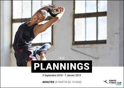 planning septembre lille adulte