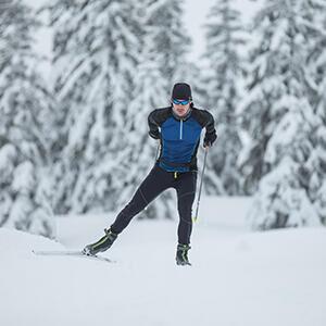 Langlaufen is goed voor je met INOVIK by Decathlon