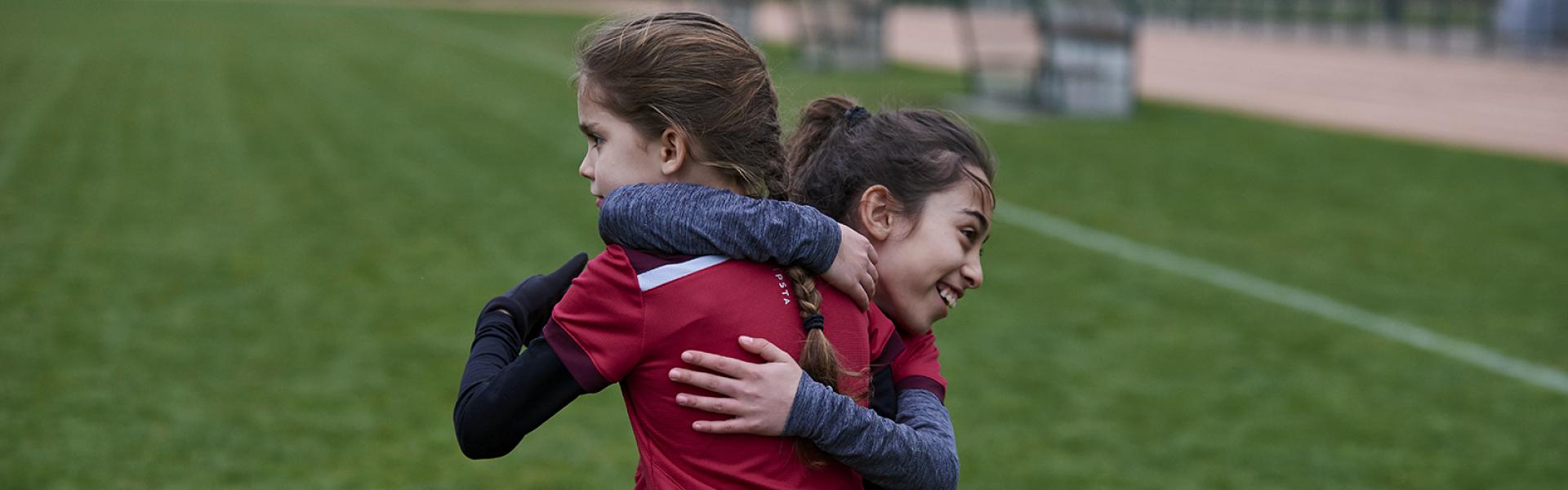 Découvrez notre gamme de produits Football pour les filles