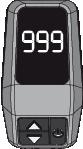 ROCKRIDER e-ST 500 MTB - üzemmód 999