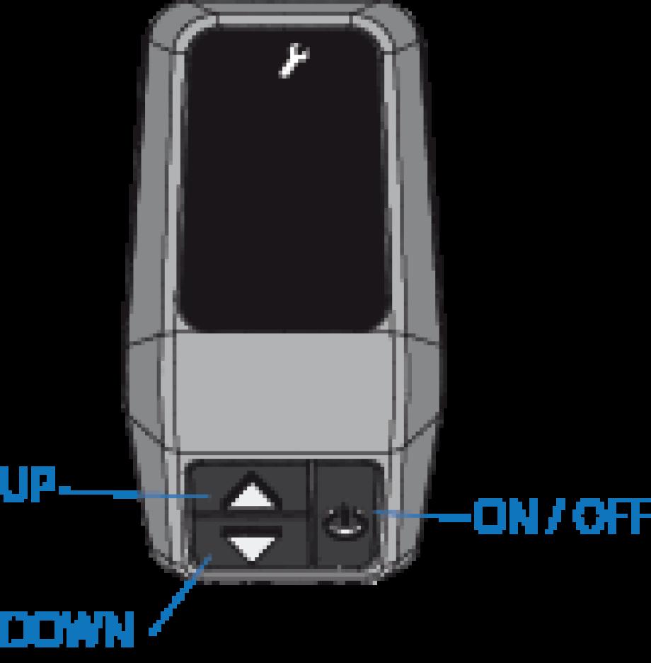 BTT ROCKRIDER e-ST 500 - Acceso a la configuración