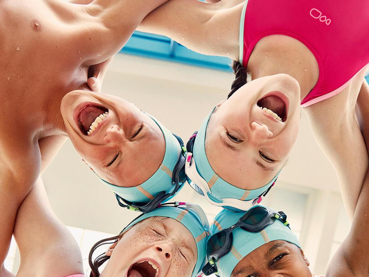 de waarden van zwemmen